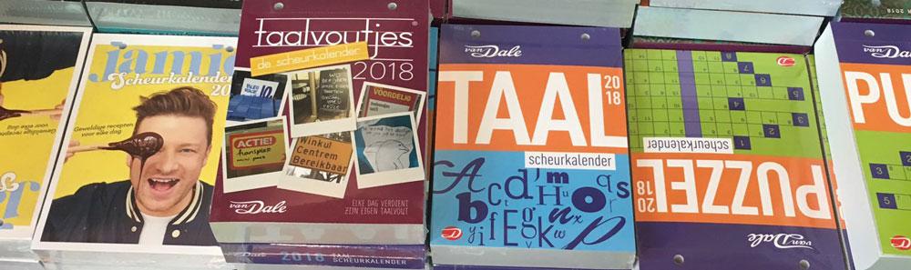 Scheurkalender 2018