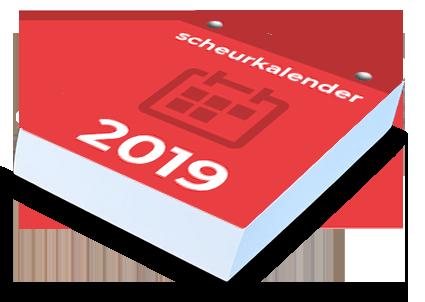 Scheurkalender drukken door drukker Scheurkalenders.com