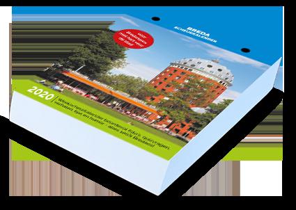 Breda Scheurkalender 2020